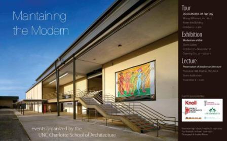 Modern Charlotte - Modern Preservation UNC